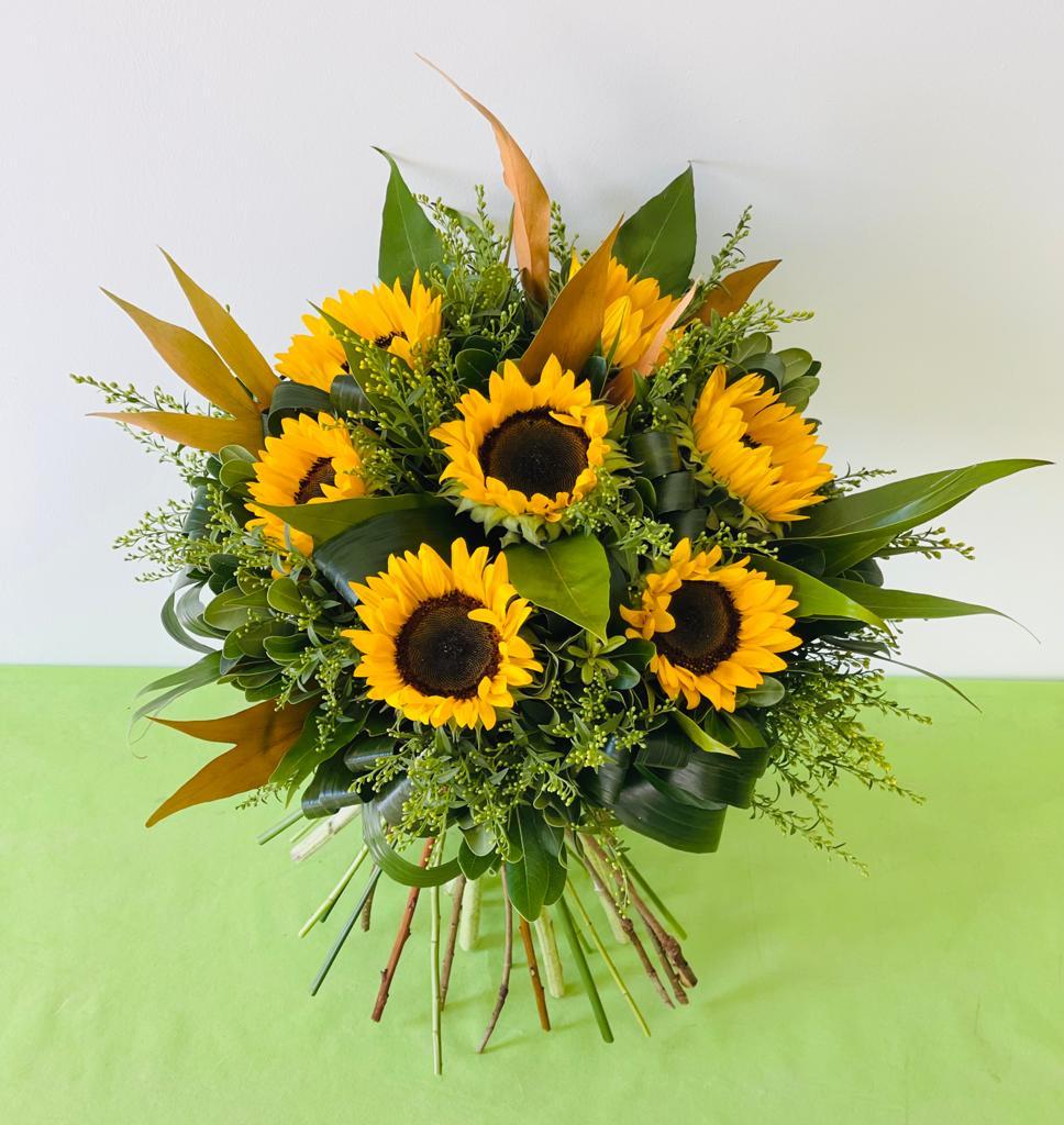 זר פרחים 6 - ויקטוריה - לוד