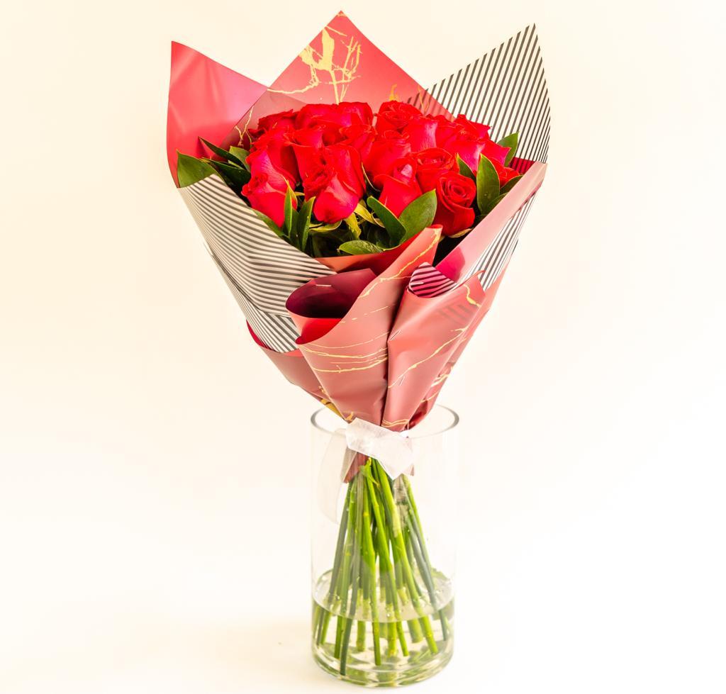 זר פרחים 1 - ויקטוריה - לוד