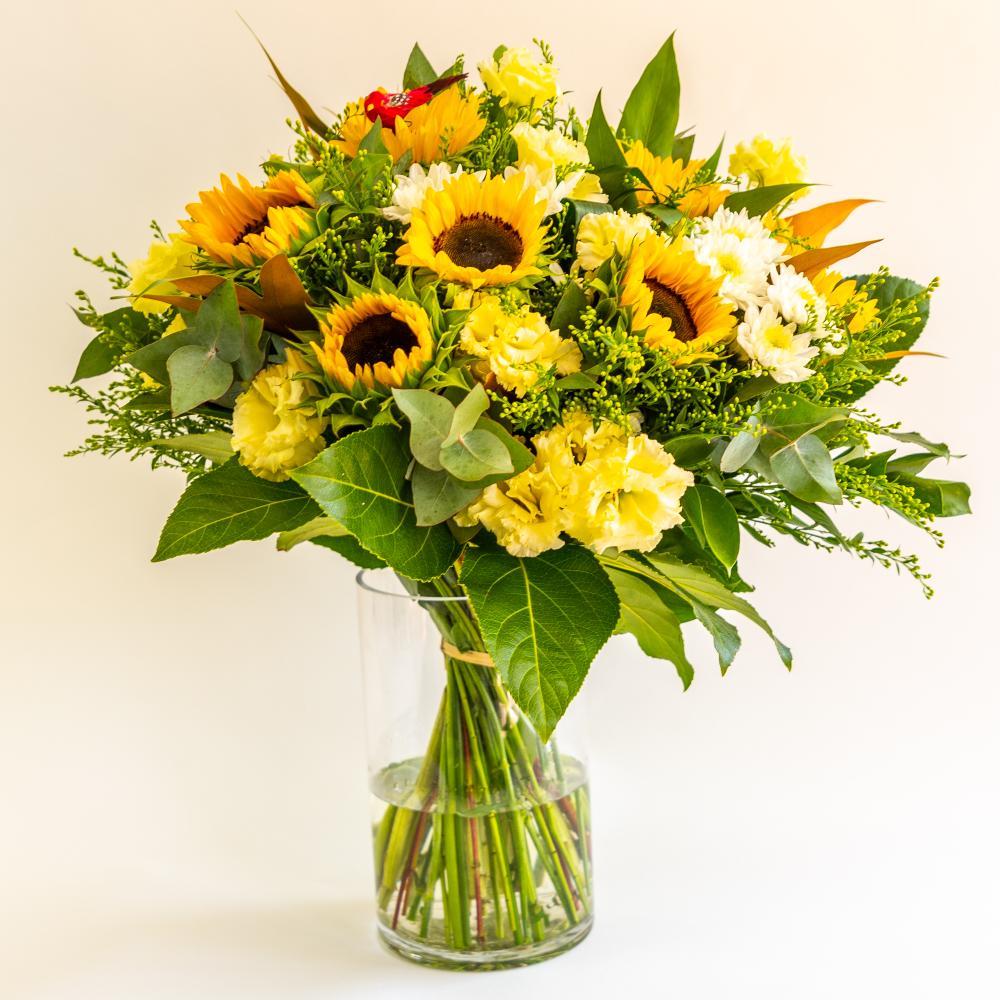 זר פרחים 3  - ויקטוריה - לוד