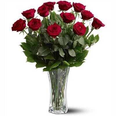 זר ורדים יפה - פרחי שובל - בלפור 137 בת ים