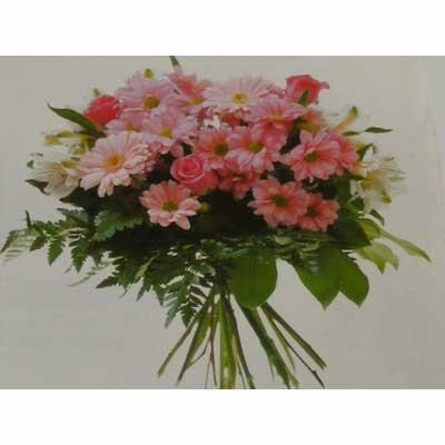 זר להולדת בת 12 - פרחי אוריינטל - אור יהודה