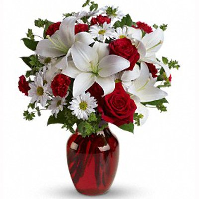 רומנטיקה - פרחי שובל - בלפור 137 בת ים