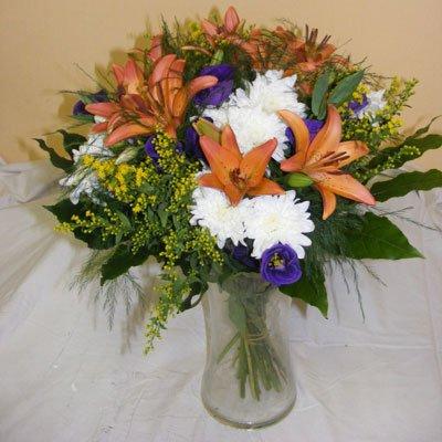 32 - פרחי אוריינטל - אור יהודה