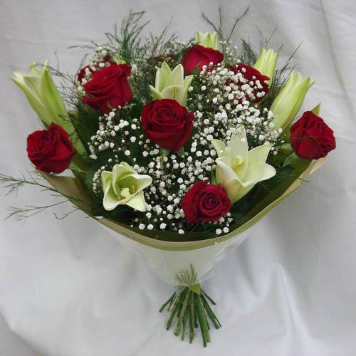 אגדת אהבה מק''ט 209 - פרחי לב - כרמיאל