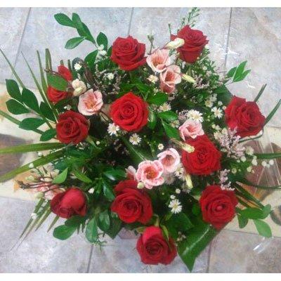 אדום ואוהב - דבי פרחים - קרית ביאליק