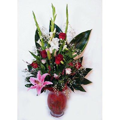 אהבה באדום 20 - רנה פרחים - מעלה אדומים