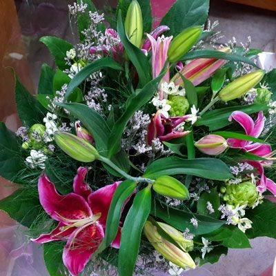 אהבה מטריפה - פלורנס פרחים - נהריה