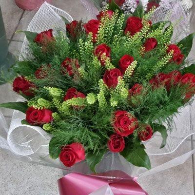 אש האהבה - פלורנס פרחים - נהריה