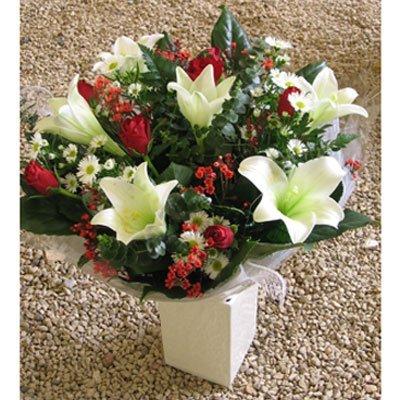 בשביל האהבה - פרחי אודי ודורית - קרית אתא