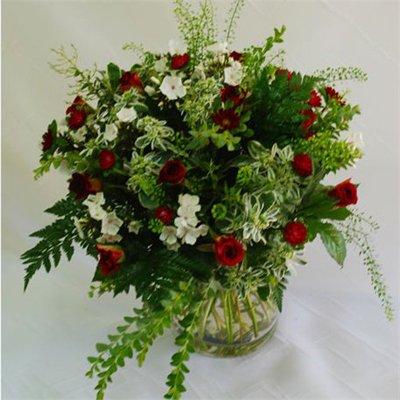 דבר אליי בפרחים - לה רוז דה פריז - ירושלים