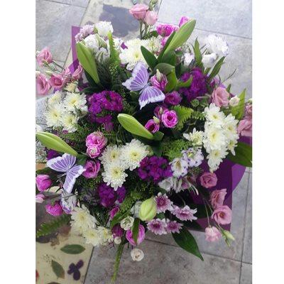 הרמוניה מושלמת - דבי פרחים - קרית ביאליק