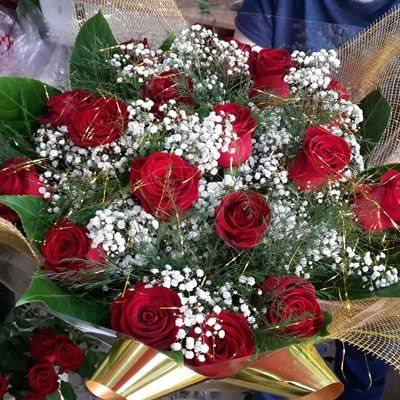 ורדים לאוהבים - פלורנס פרחים - נהריה