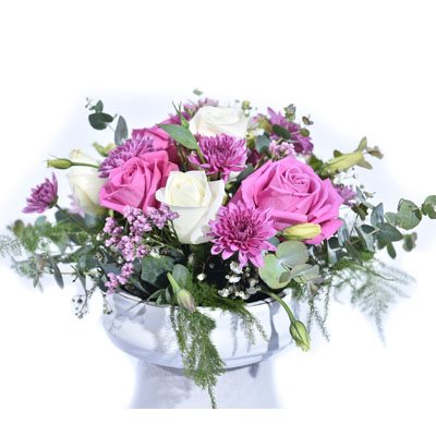 ורדרדים - פרח בר - עמק חפר