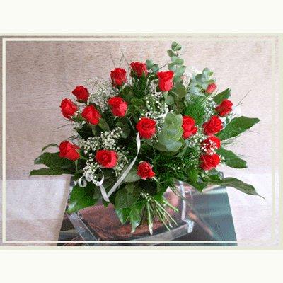 זר ורדים - פרחי אורית - עכו