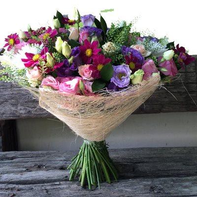זר פרחי שדה - בוקטו - גדרה