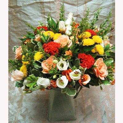 זר 2 - פרחי צבר - רמת השרון