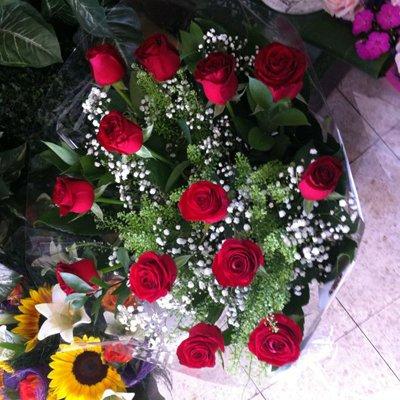 ורדים קלאסי  - לה רוז דה פריז - ירושלים