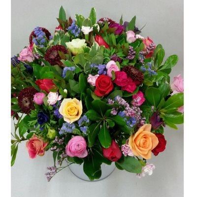 זר 8 - פרחי צבר - רמת השרון