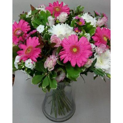 זר 9  - פרחי צבר - רמת השרון