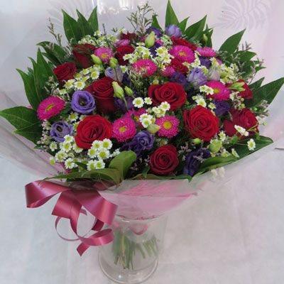 חגיגה רומנטית - פלורנס פרחים - נהריה