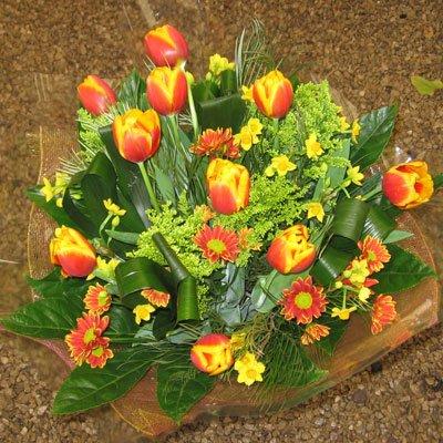 חיבוק צבעוני  - פרחי אודי ודורית - קרית אתא