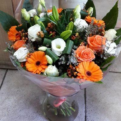 חלום בכתום - פלורנס פרחים - נהריה