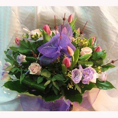 מארז טוליפים חורף - פרחי צבר - רמת השרון