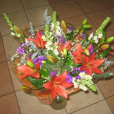 נשיקות - פרחי אודי ודורית - קרית אתא
