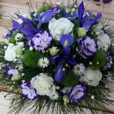 סגול סגול - פלורנס פרחים - נהריה