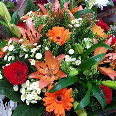פרחים ונשיקות - פלורנס פרחים - נהריה