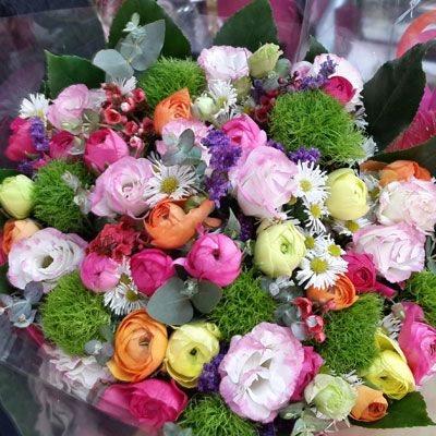 פריחה לבבית - פלורנס פרחים - נהריה