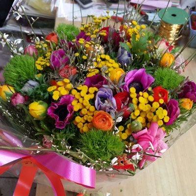 פריחת האהבה - פלורנס פרחים - נהריה