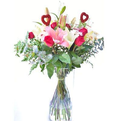 רומנטיקה בצבע ורוד - פרח בר - עמק חפר