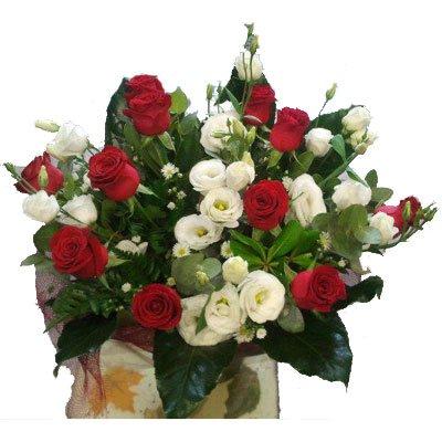 רומנטי - דבי פרחים - קרית ביאליק
