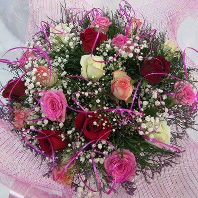 ריגושים - פלורנס פרחים - נהריה