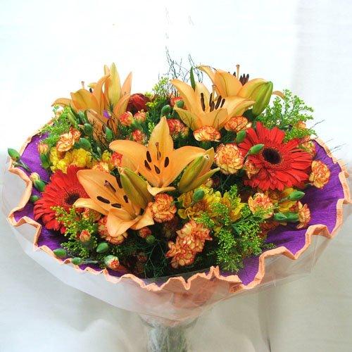 ריקוד פרחים מק''ט 207 - פרחי לב - כרמיאל