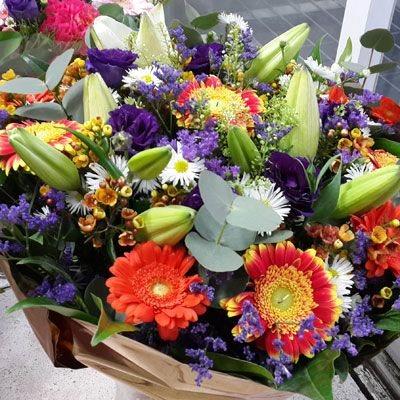 שדה פרחים - פלורנס פרחים - נהריה