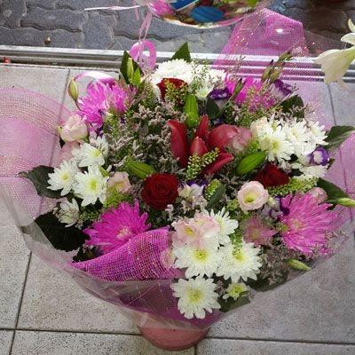 תודות - פלורנס פרחים - נהריה