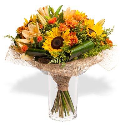 זר 1 - בשמת פרחים - שדרות
