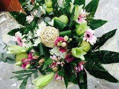 זר 1  - פרחי ספיר - באר שבע