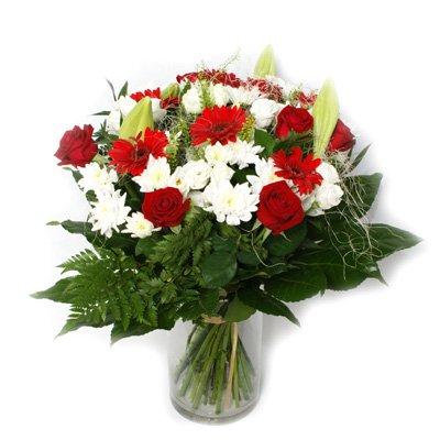 זר 10  - פרחי אלונה - טבריה