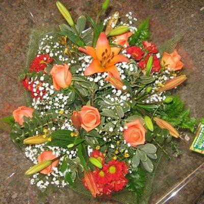 זר 10 - פרחי אודי ודורית - קרית אתא