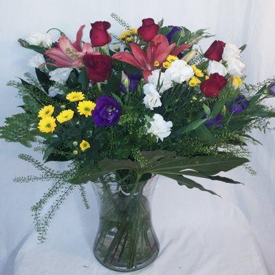 10 - רנה פרחים - מעלה אדומים