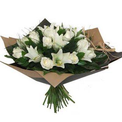 זר 11 - בשמת פרחים - שדרות