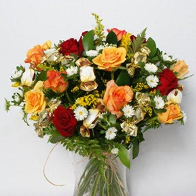 זר 11  - פרחי אלונה - טבריה