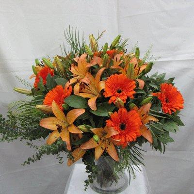זר 11 - חיה'לה פרחים - חיפה