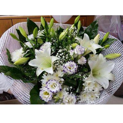 זר פרחים 11 - פרחי ענבל - רמלה
