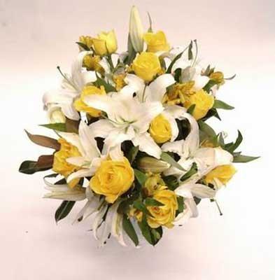 זר 12 - בשמת פרחים - שדרות