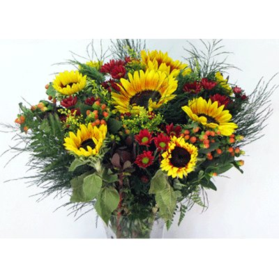 זר 12 - חיה'לה פרחים - חיפה