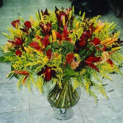 זר 12 - פרחי ספיר - באר שבע